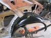 wheel tub install