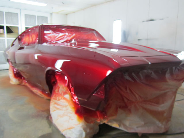 Clear coat complete 1