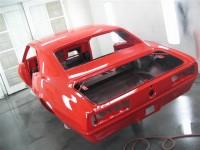 67camaro Red
