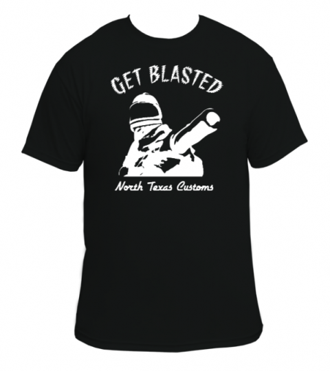 """Get Blasted"" T-shirt"