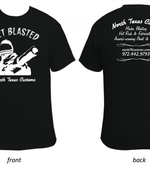 """Get Blasted"" T-shirt"