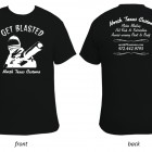 &#8220;Get Blasted&#8221; T-shirt