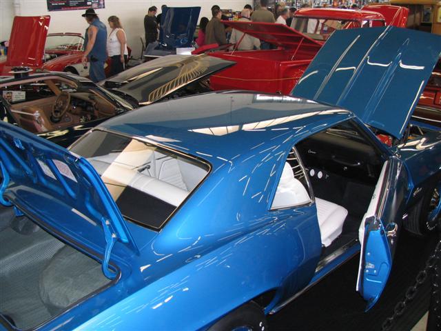 1969 Camaro ZL1 COPO Tribute, Autorama