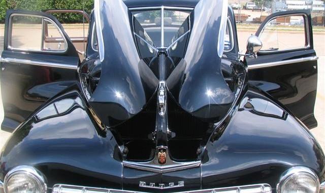 Postwar Mopar Revival: 1947 Dodge